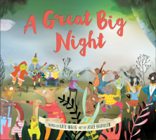 A Great Big Night by Kate Inglis
