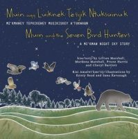 Child lit - Muin and the Seven Bird Hunters (Harris, Marshall, and Marshall)