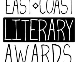 East Coast Literary Awards logo