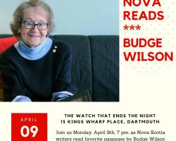 Nova Reads Budge Wilson