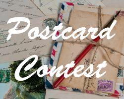 Postcard Contest logo